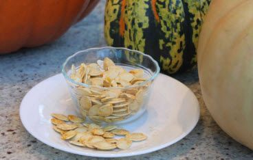 How To Roast Pumpkin Seeds - Life Made Delicious