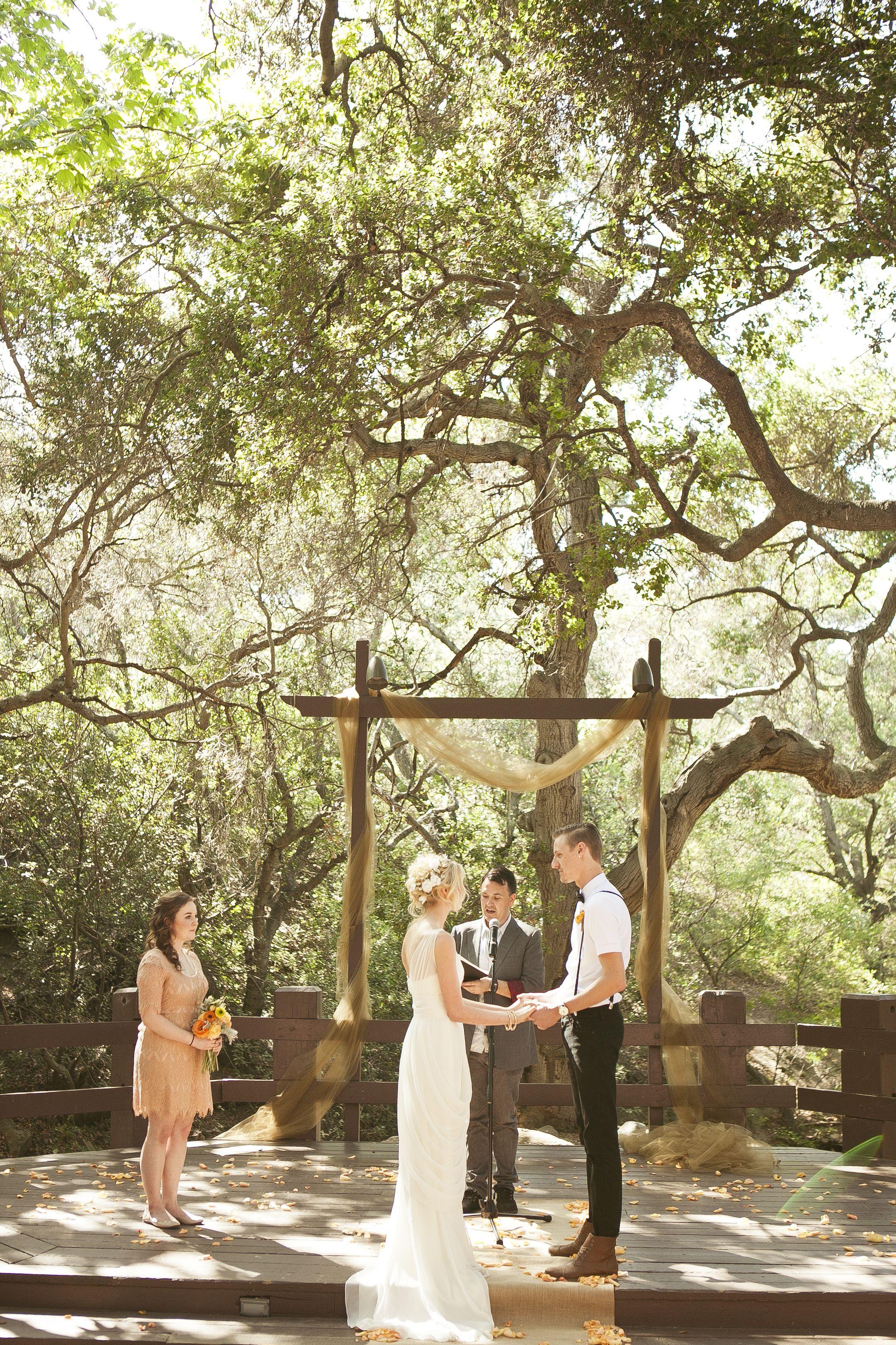 Oak Canyon Nature Center Wedding Celina Kenyon Celinakenyon