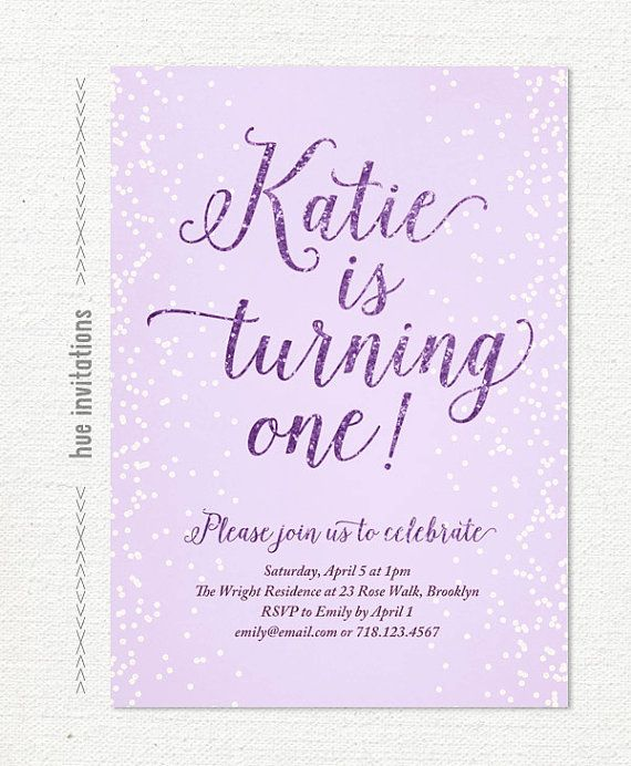 digital printable 5x7 invitation customized for your event print at