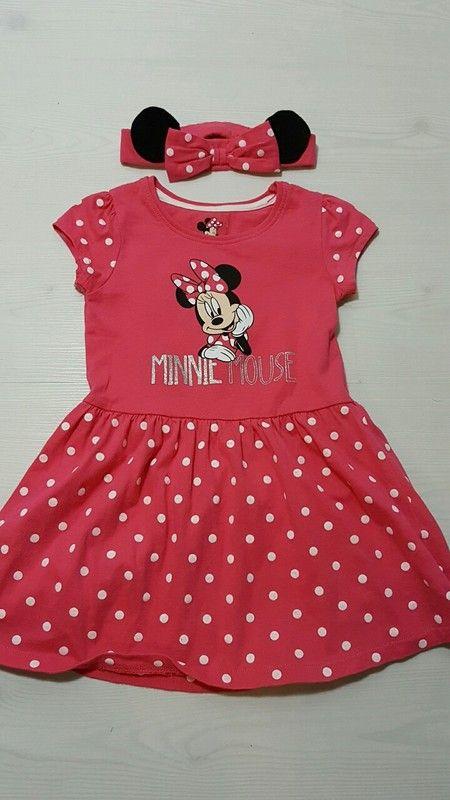 Süßes Minnie Mouse Kleid! Neuwertig! (mit Bildern) | Lange ...