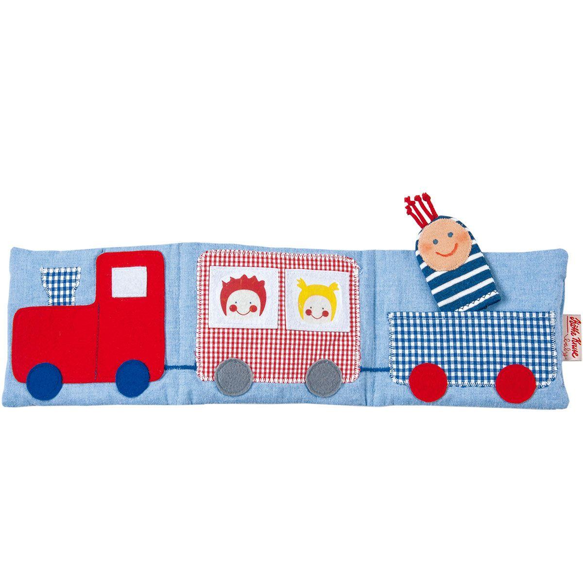 """Käthe Kruse Bilderbuch """"Unterwegs"""" (Bunt) - Spieluhr, Mobiles & mehr - Schönes fürs Baby - Baby & Kind"""