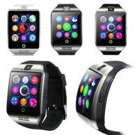 Bluetooth Smart Watch Wrist Watch Phone Mate with Camera For