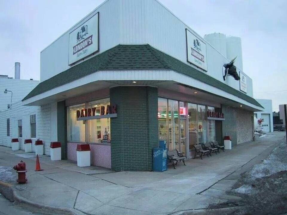 London's Farm Dairy, Port Huron, Michigan | Port Huron