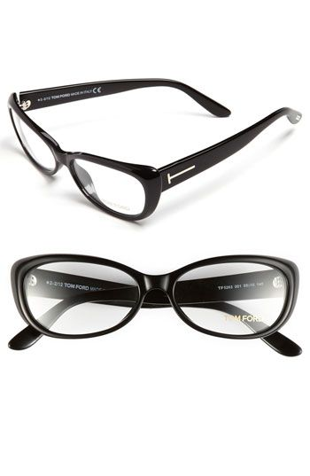 a0db0e3182b Tom Ford Soft Cat s Eye 55mm Optical Glasses (Online Only) available at   Nordstrom