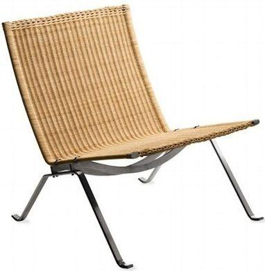 PK 22, Poul Kjaerholm.   Furniture chair, Furniture