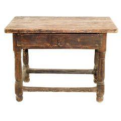 19th C. Farm Table