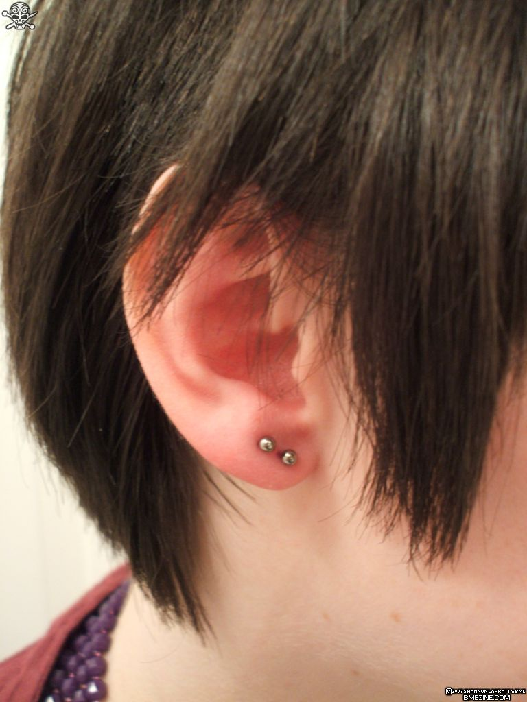 Different piercing ideas  A Guide to Different Ear Piercing Types and Their Positions  Body