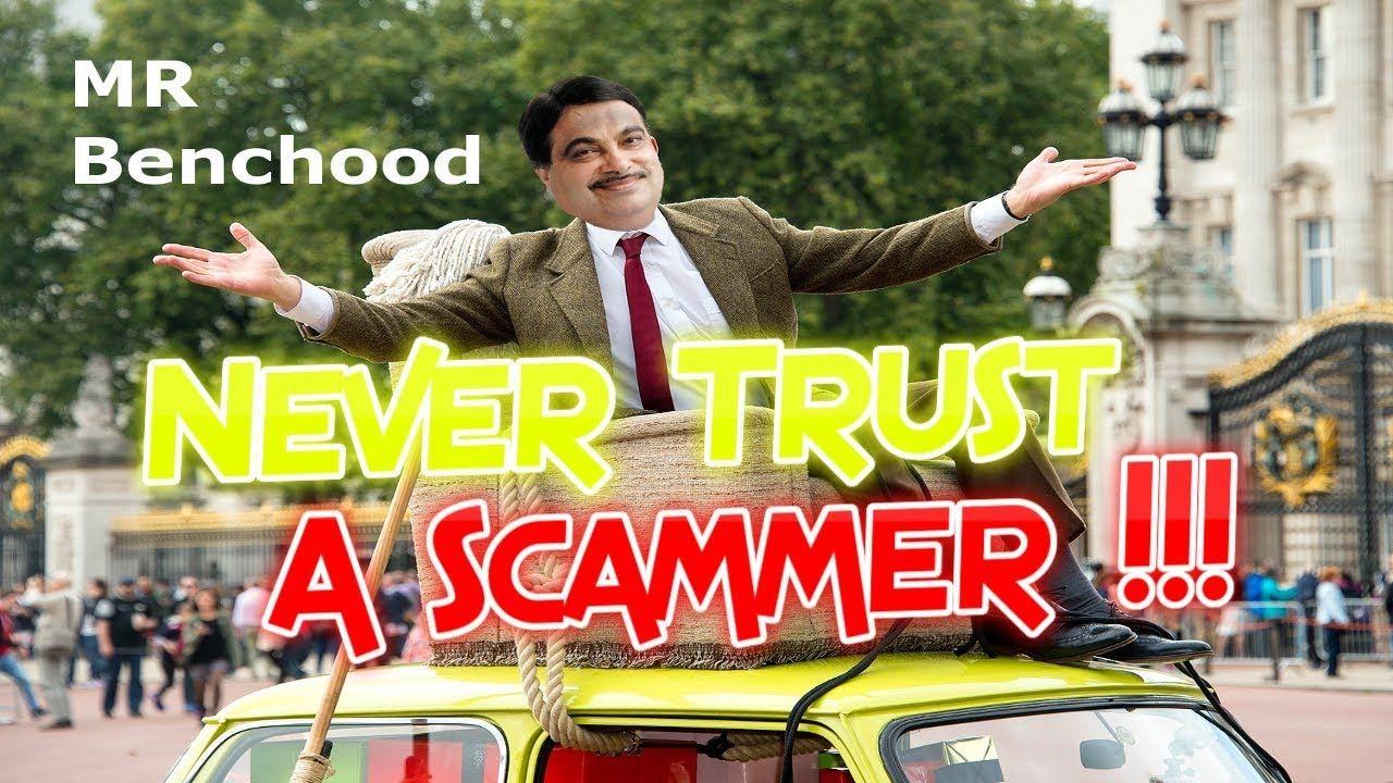 Never Trust A Scammer ! Never trust, Trust, Prank calls