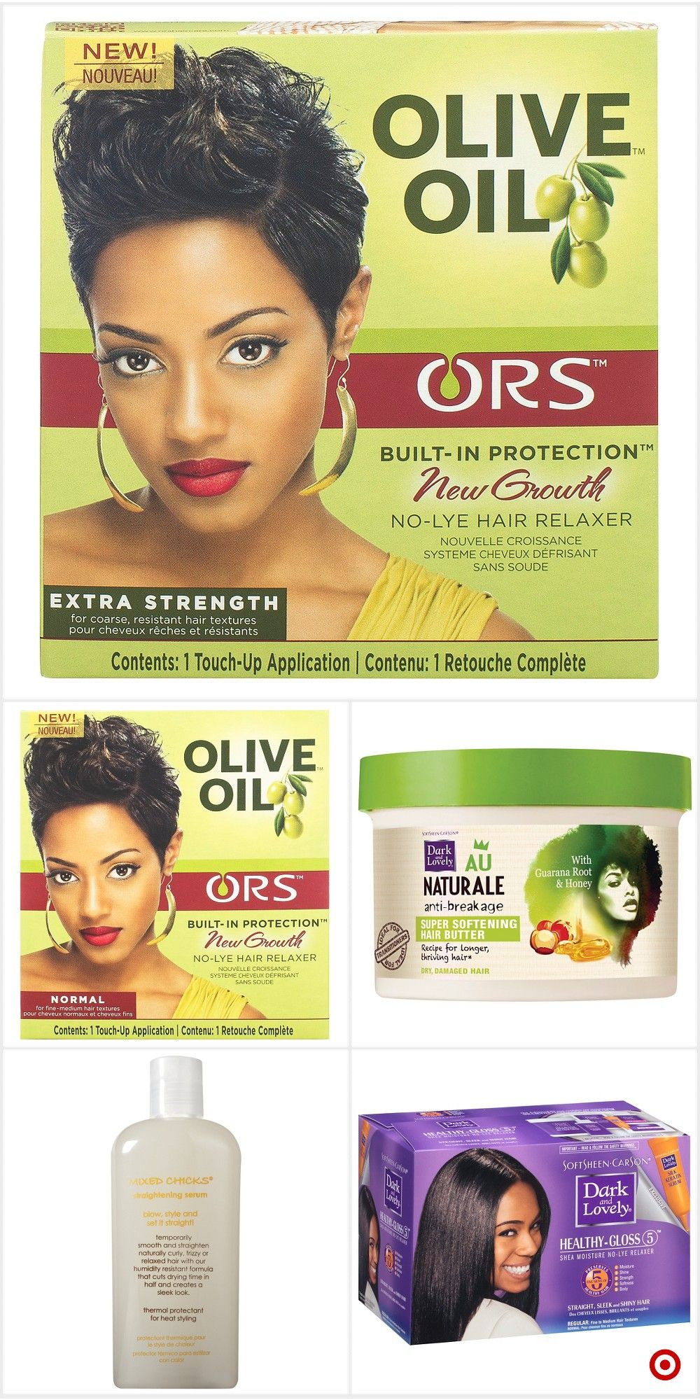Shop Target for hair relaxers you will love at great low prices