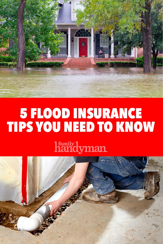 5 Flood Insurance Tips You Need To Know Flood Insurance Flood