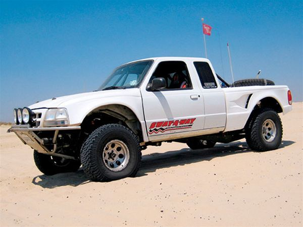 1999 Ford Ranger Roll Cage Off Road Magazine Ford Ranger Roll Cage Offroad