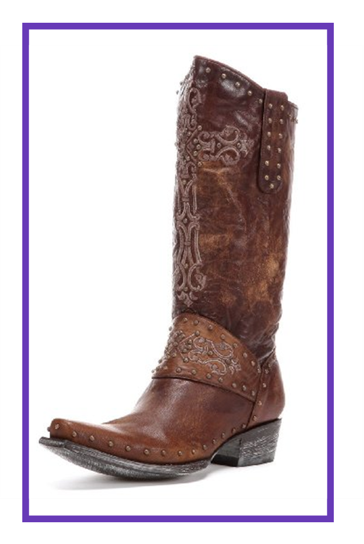 52bdc846d85 Old Gringo Womens' Krusts 13″ Boots, Brass, 7.5 | Shoes in 2019 ...