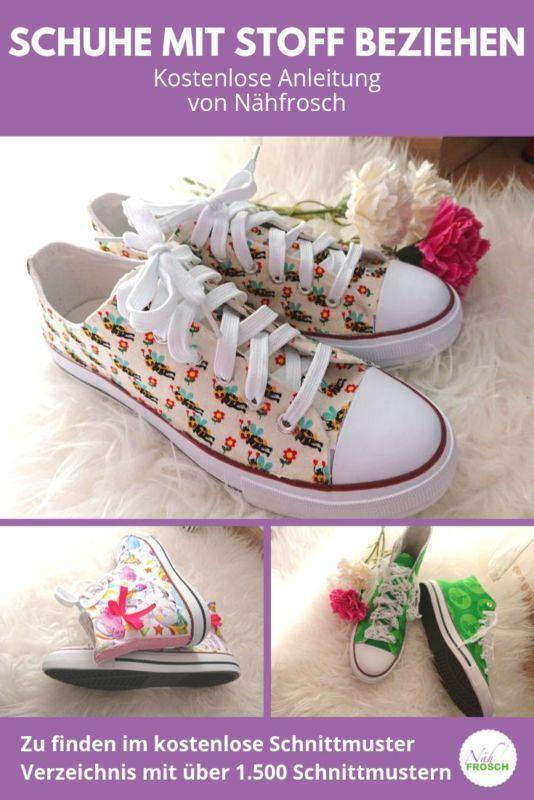 Schuhe Selber Gestalten