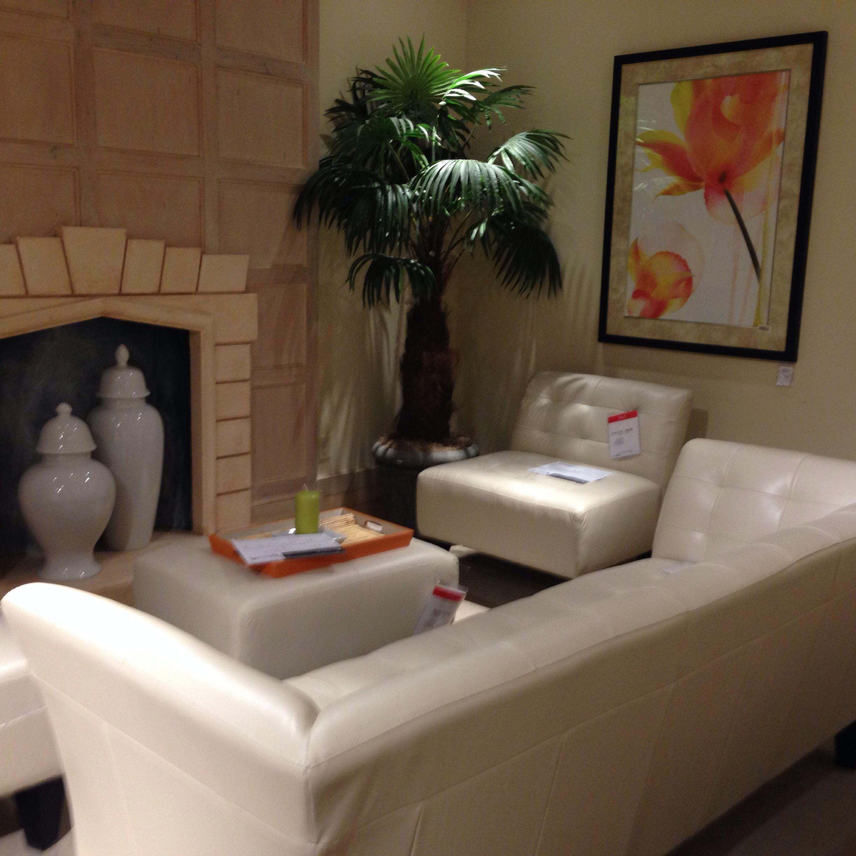 white leather furniture macy s tulsa woodland hills mall furniture