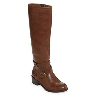 Brown boots women, Boots, Wide calf boots