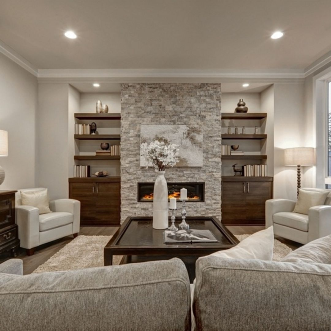 25 Elegant Gray Living Room Ideas For Your Amazing Home ...