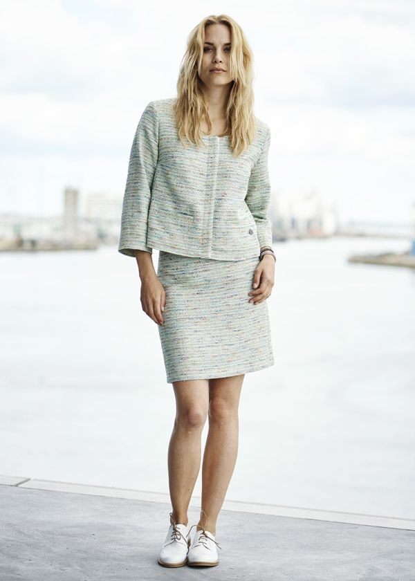 Claire Woman - Spring Summer 2016 lookbook