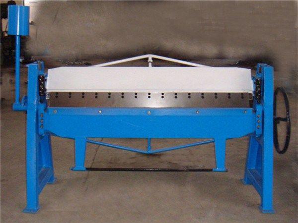 Wc67y 40t 2500 Sheet Metal Manual Hydraulic Folding Machine Image Of Wc67y 40t 2500 Sheet Metal Manual Hydraulic Fo Press Brake Cnc Press Brake Metal Bending