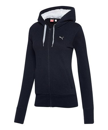 e340e4443e Love this Black F.Core Sherpa Fleece Zip-Up Hoodie - Women on ...