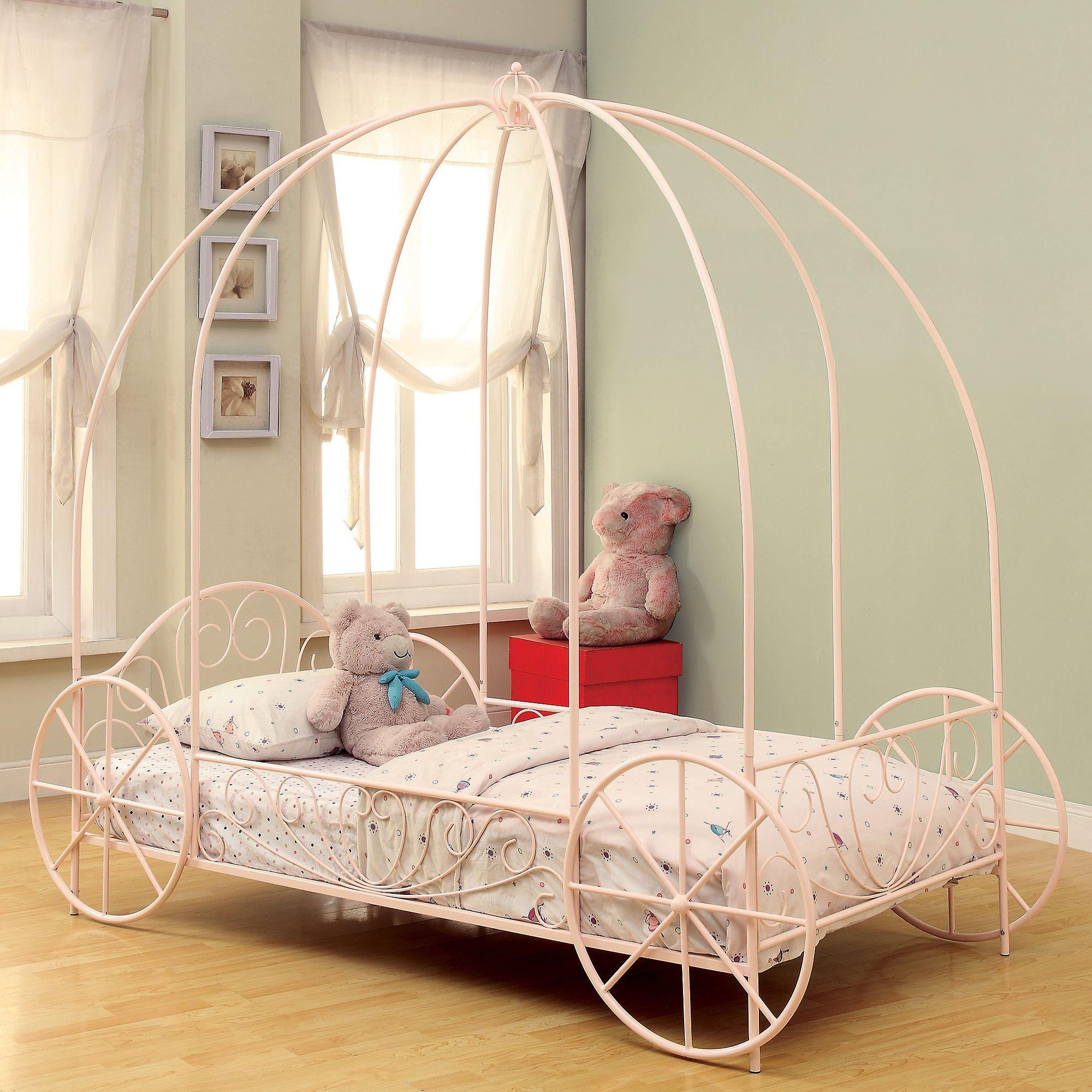 Canopy Wrought Iron Princess Bed Di 2020 Dengan Gambar Kanopi