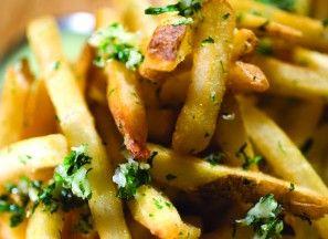Gilroy Garlic Fries | Christopher Ranch