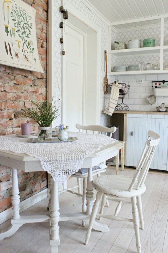Shabby Chic Kitchen Designs With Images Shabby Chic Room