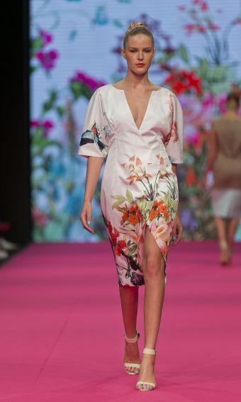 Mimi Plange- A Ghanian born designer. Spring 2014 collection.