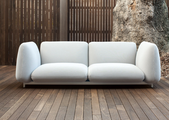 Mellow sofa.Francesco Rota