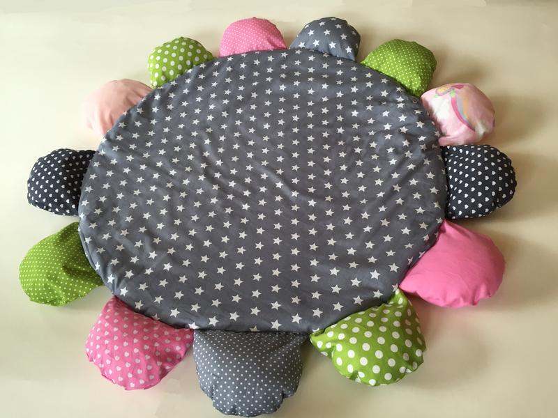 spielmatte krabbeldecke spieldecke blume von bella baby auf n hen pinterest. Black Bedroom Furniture Sets. Home Design Ideas