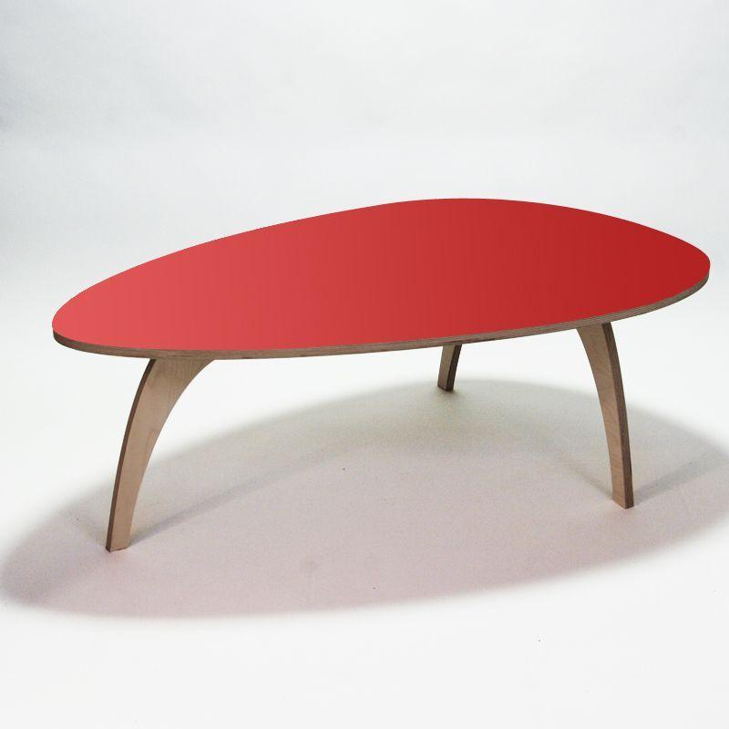 achetez en ligne une table basse design de créateur (3 pieds