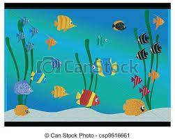 Risultati immagini per come disegnare un acquario