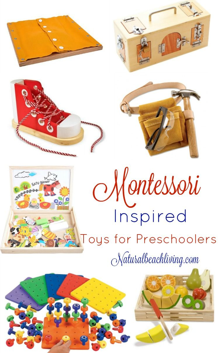 Great Toys For Preschoolers : The best montessori toys for year olds natural beach