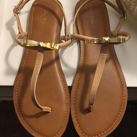 2e86ccc59cb Merona Sandals From Target Super cute