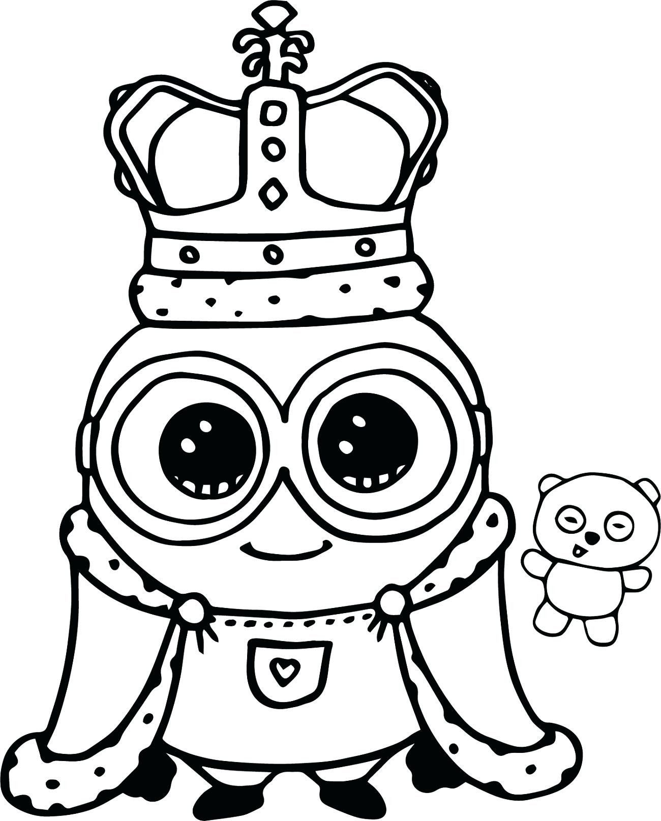 Pikachu And Minion Coloring Pages Designs Trend