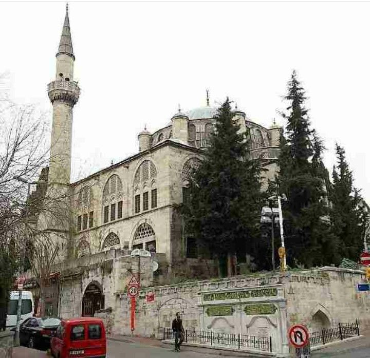 Mesih Ali Pasha mosque-Fatih-İstanbul-Turkiye