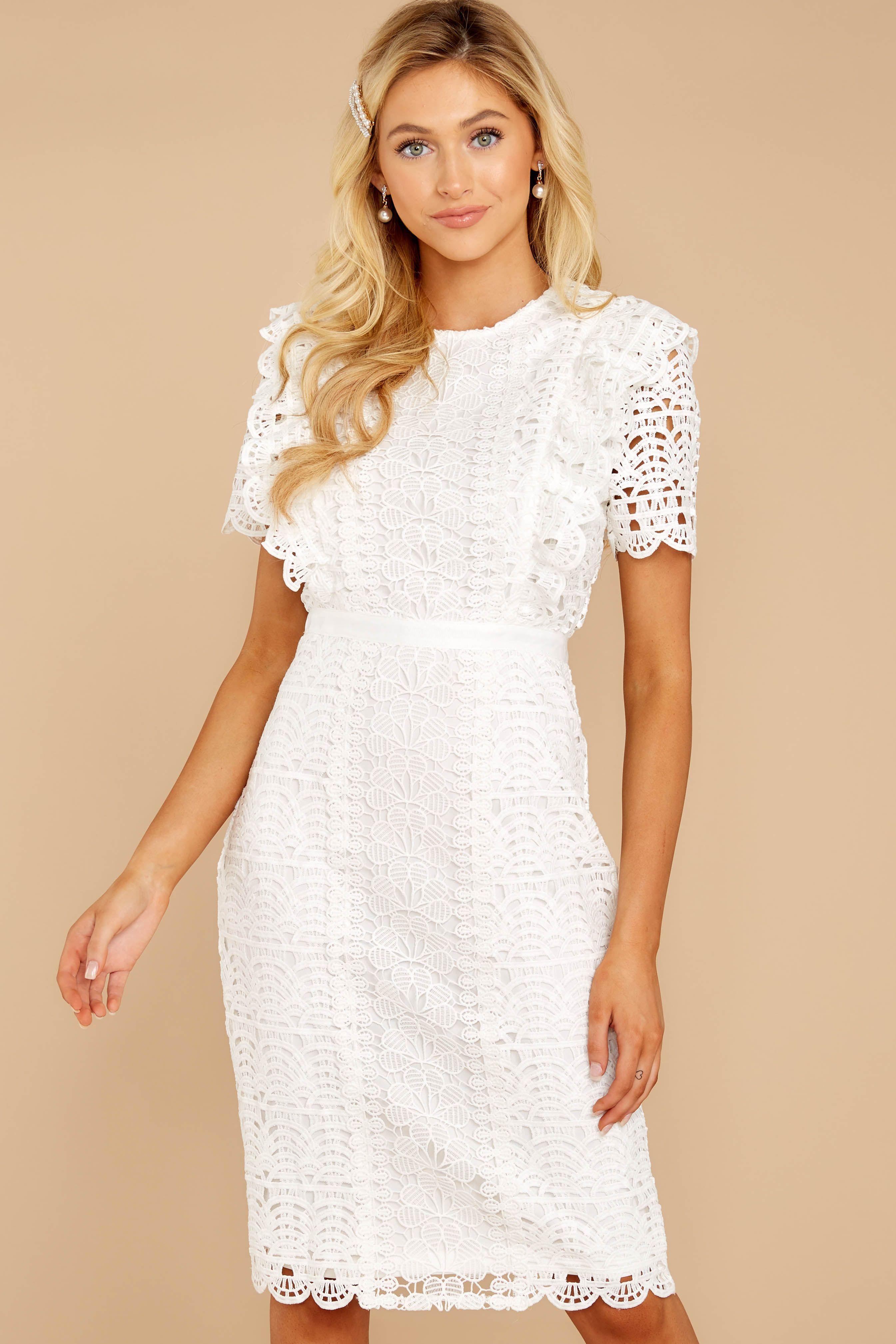 Timeless Combinations White Eyelet Dress Eyelet Dress Outfit Midi Short Sleeve Dress Lace White Dress [ 4035 x 2690 Pixel ]