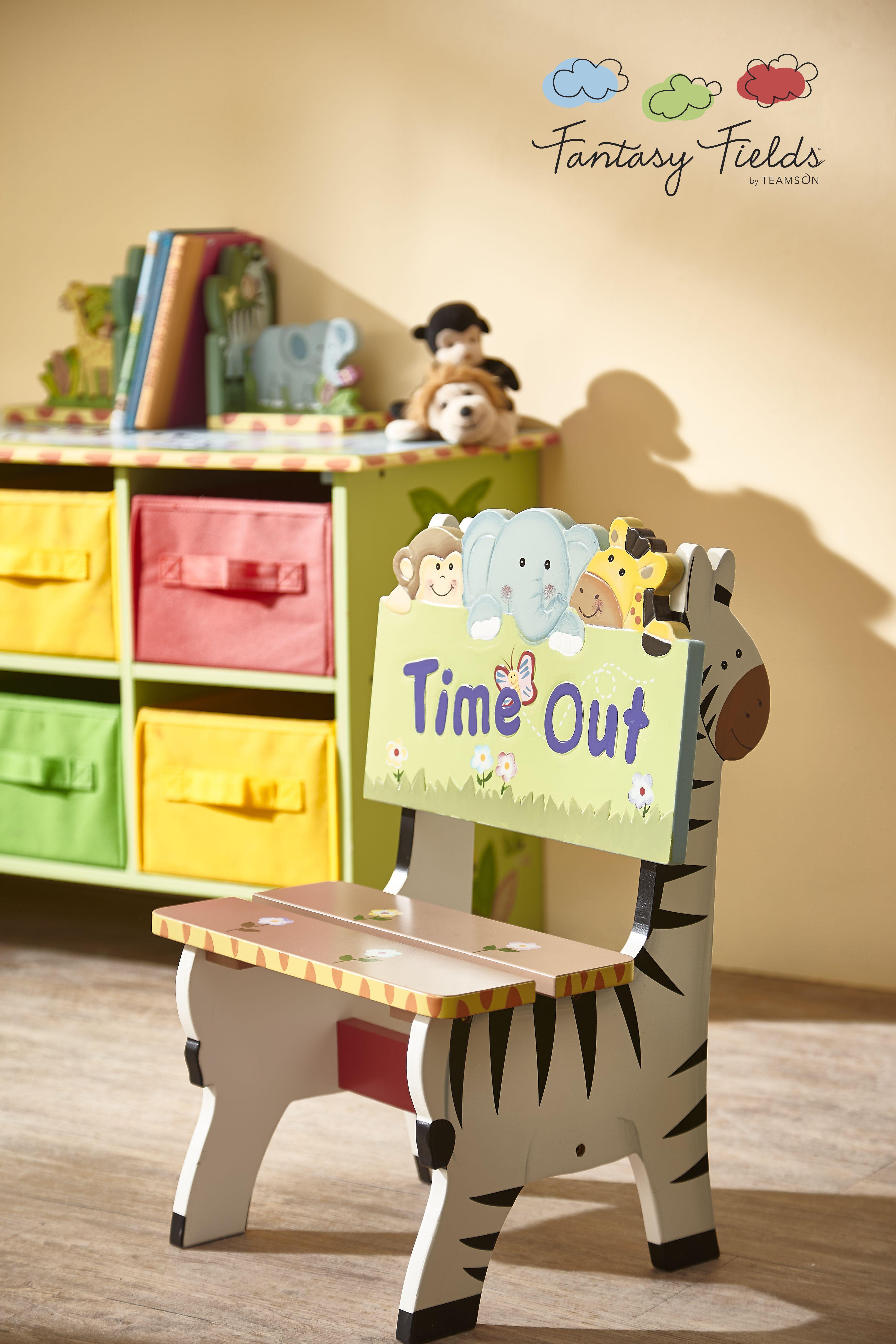 Fantasy Fields - Sunny Safari Time Out Chair | Ideas | Pinterest