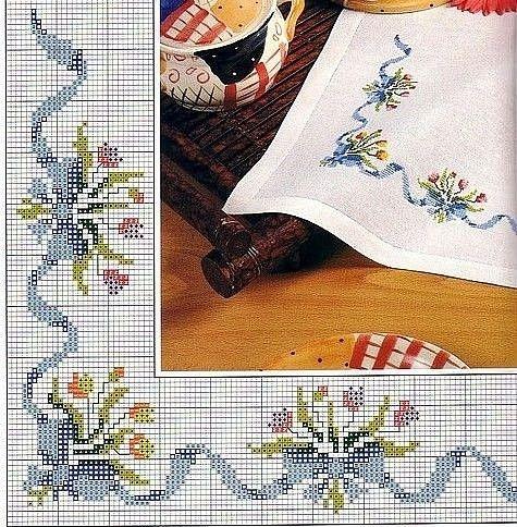 к уроку Lara_businka Девочки, вот много мотивов, которые можно использовать для плетения поясочков…