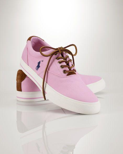 buy popular 39398 69adb Vaughn Preppy Chino Sneaker - Polo Ralph Lauren Sneakers - RalphLauren.com