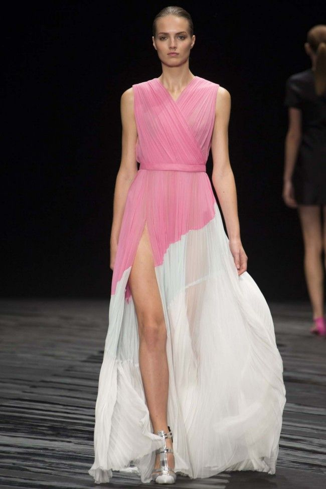 J Mendel: New York Ready-to-Wear Spring/Summer 2015