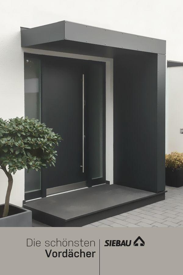 Vordächer für Haustüren – My Blog – Vorgarten Hauseingang