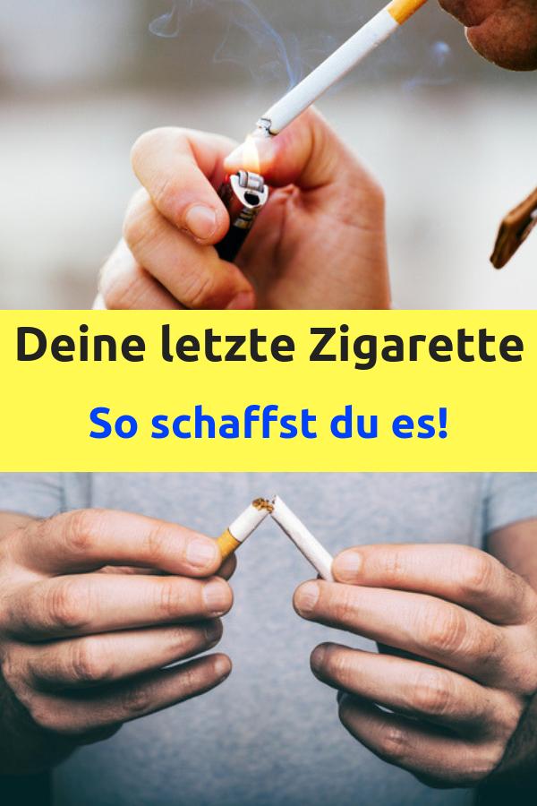 Was hilft am besten beim rauchen aufhoren