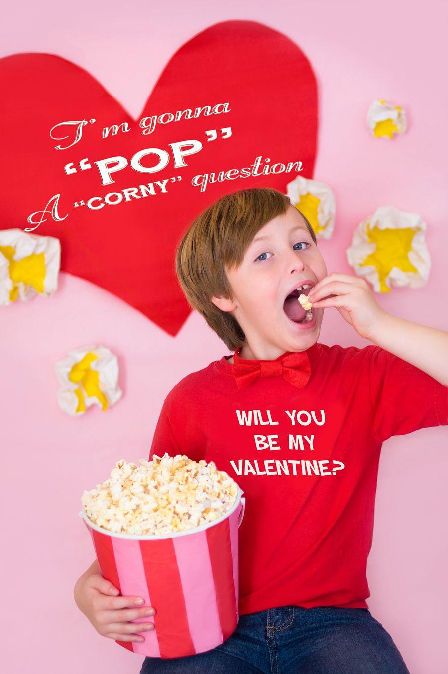 Valentine's Day | Photoshoot ideas for Valentine's DIY cards photos