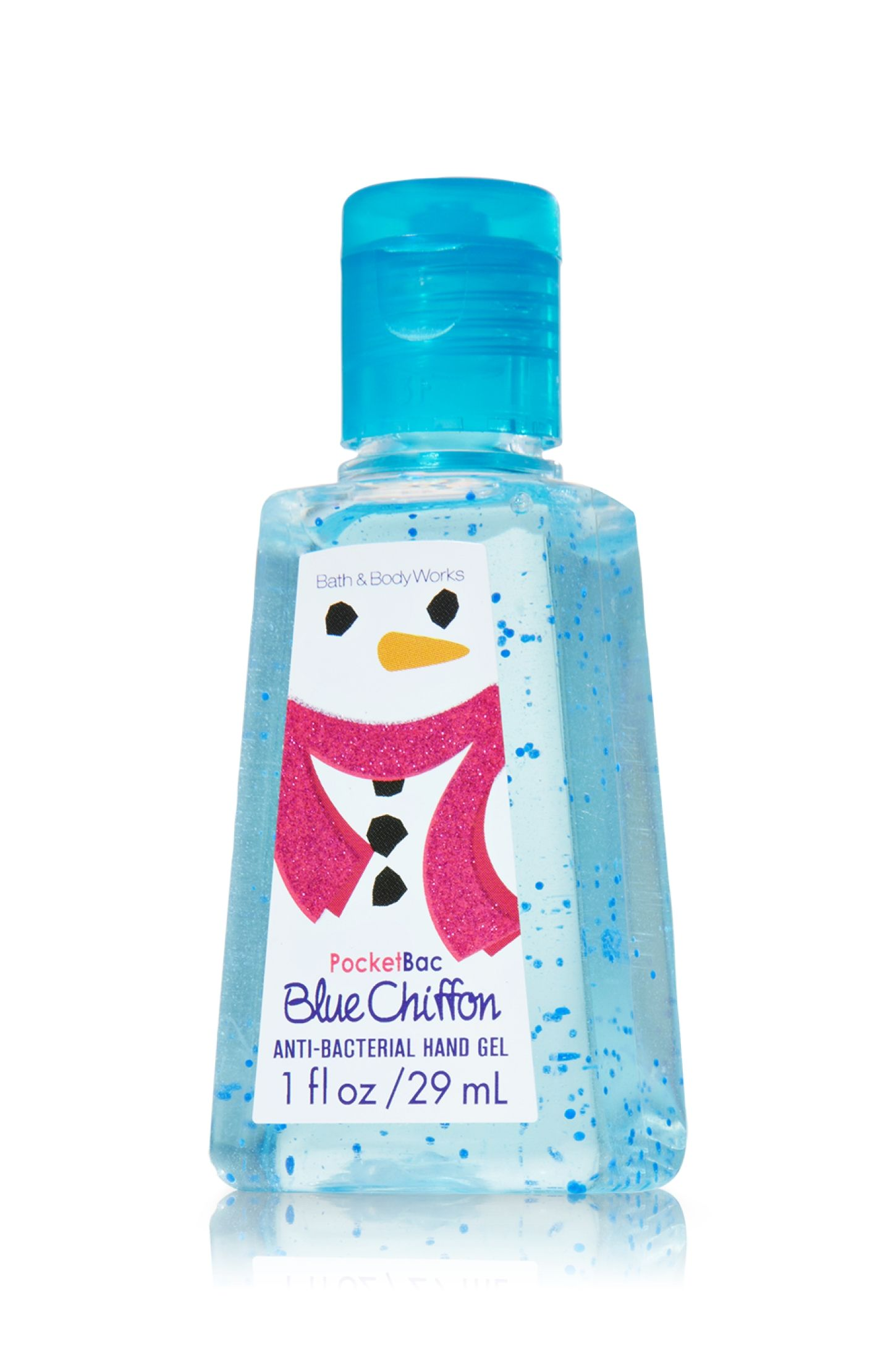 Blue Chiffon Pocketbac Sanitizing Hand Gel Anti Bacterial Bath