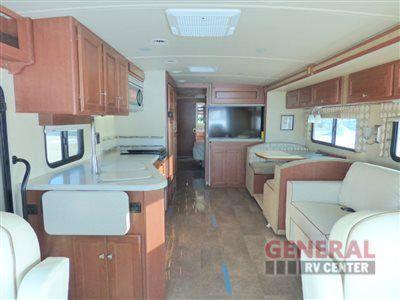 New 2015 Winnebago Vista 35B Motor Home Class A at General