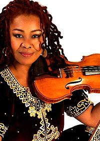 Karen Briggs A-Mazing violinist!! Must see her on Youtube