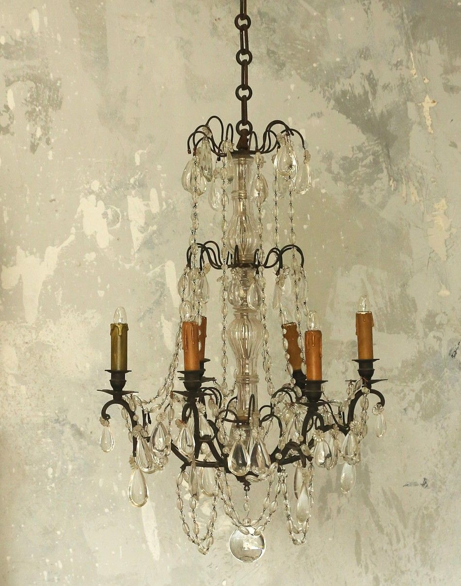 Antique chandelier six arm romantic crystalsdo i dare spray paint antique chandelier six arm romantic crystalsdo i dare spray paint my schonnbeck chandelier aloadofball Images