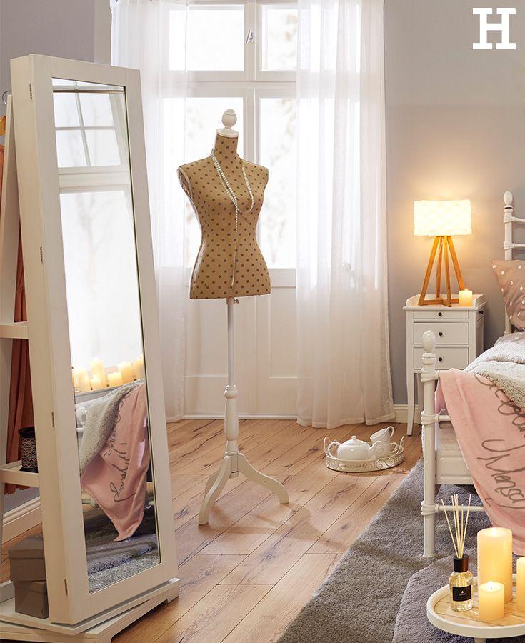 Schneiderpuppe, gefunden bei Möbel Höffner | Schlafzimmer ...