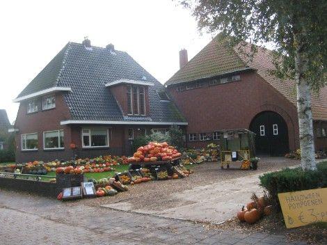 Eemslandweg 26, in Zwartemeer - ontginningsboerderij uit de jaren 30