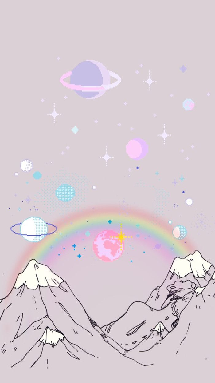 Pastel Pink Wallpaper Iphone Unicorn